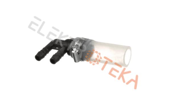 Atbulinis vožtuvas konvekcinei krosniai RATIONAL žarnai ø 10mm