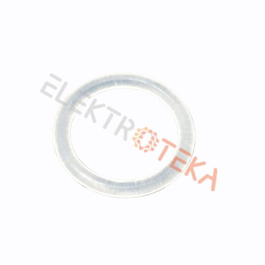 O-ring silikoninė tarpinė šerbeto aparato kraneliui vidus ø 17,86mm storis 2,62mm