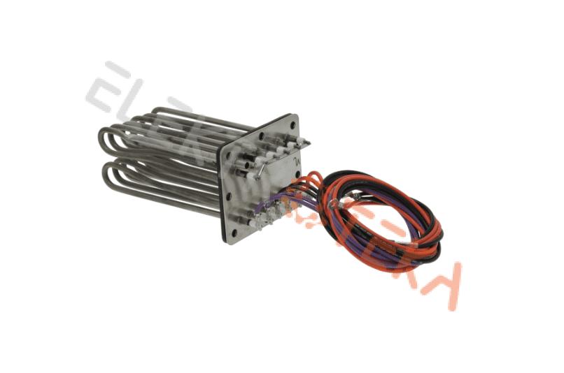 Kaitinimo elementas 18000W 230-400V ilgis 188mm plotis 66mm tinka SCC_WE, CM_P 62/102-202/E