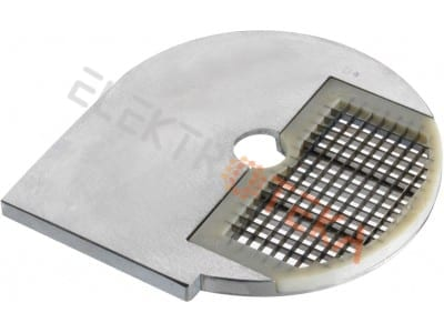 Diskas daržovių pjaustyklei, tinkamas kubeliams pjaustyti - 8 mm kūbeliams