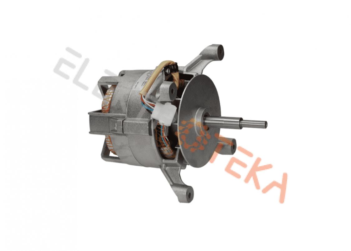 Ventiliatoriaus variklis LM80_4 230V 0,19kW 50_60Hz 1 fazė 1450_1750aps_min ilgis 150mm