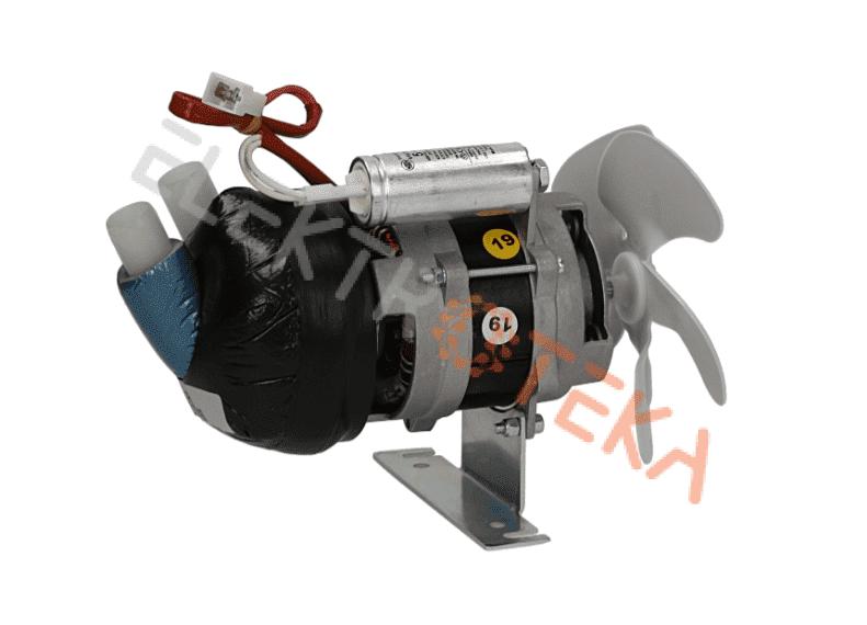 Siurblys FIR tipas 4240.2300 120W 230V 50/60Hz įėjimas_išėjimas ø 22mm ledo generatoriams