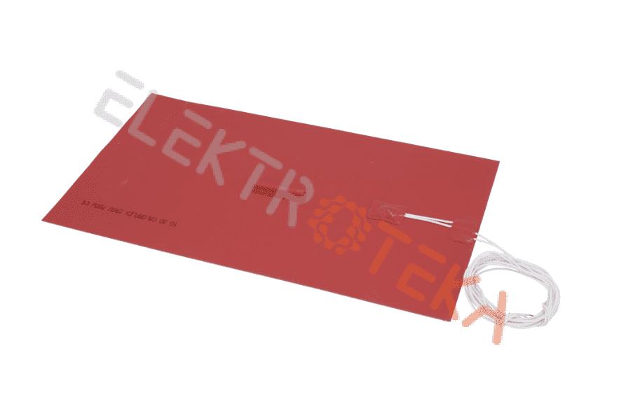 Kaitinimo elementas silikoninis 700W 230V 460x270mm T.MAX 150 °C