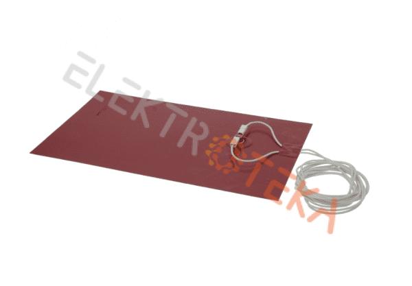 Kaitinimo elementas silikoninis 1000W 230V 400x240mm