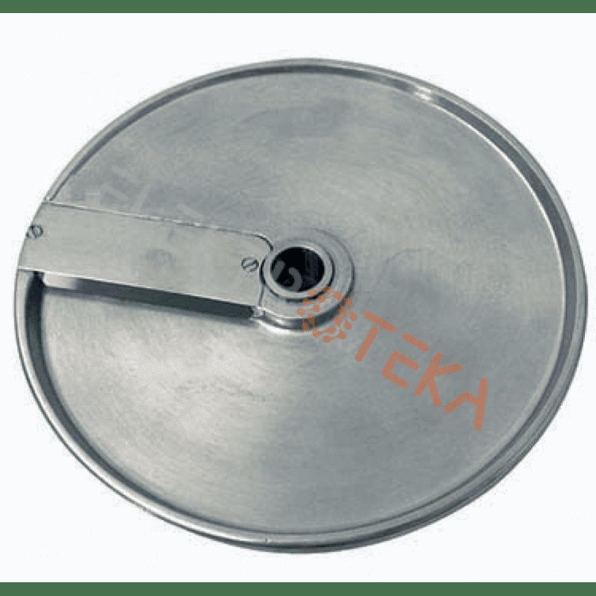 Diskas daržovių pjaustyklei, tinkamas pjaustyti - 8 mm