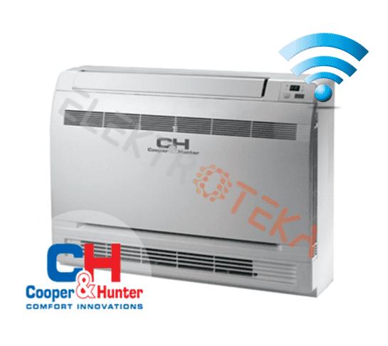 Cooper&Hunter oro kondicionierius/ šilumos siurblys oras-oras CONSOL Inverter CH-S12FVX