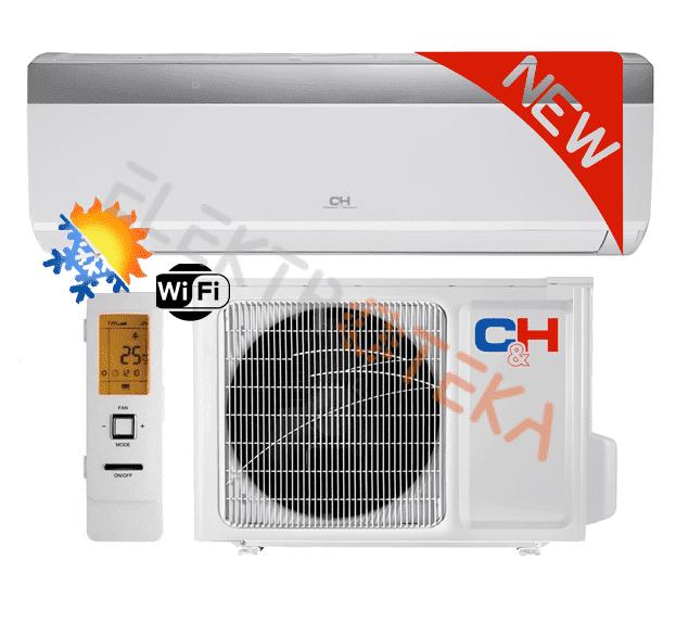 Kondicionierius Cooper&Hunter ICY3 inverter CH-S24FTXTB2S-NG efektyvus šildymas iki -30°C
