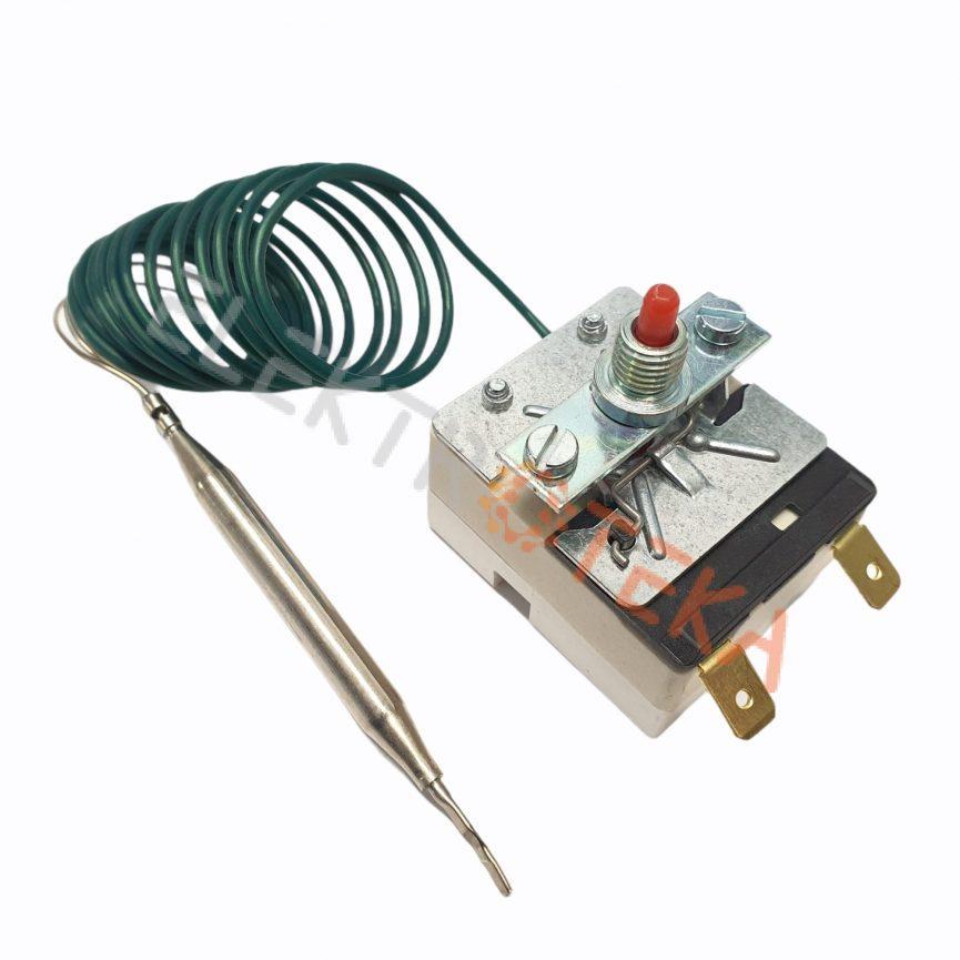 Apsauginis termostatas T.MAX 320°C kapiliaro ilgis 1600mm