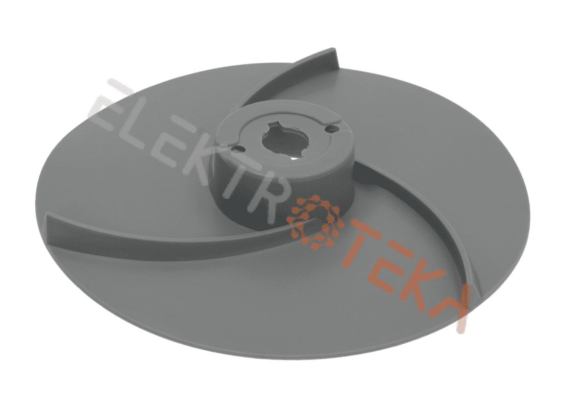 Išmetimo diskas išorė ø 200mm vidinis matmuo ašiai 19mm AUREA