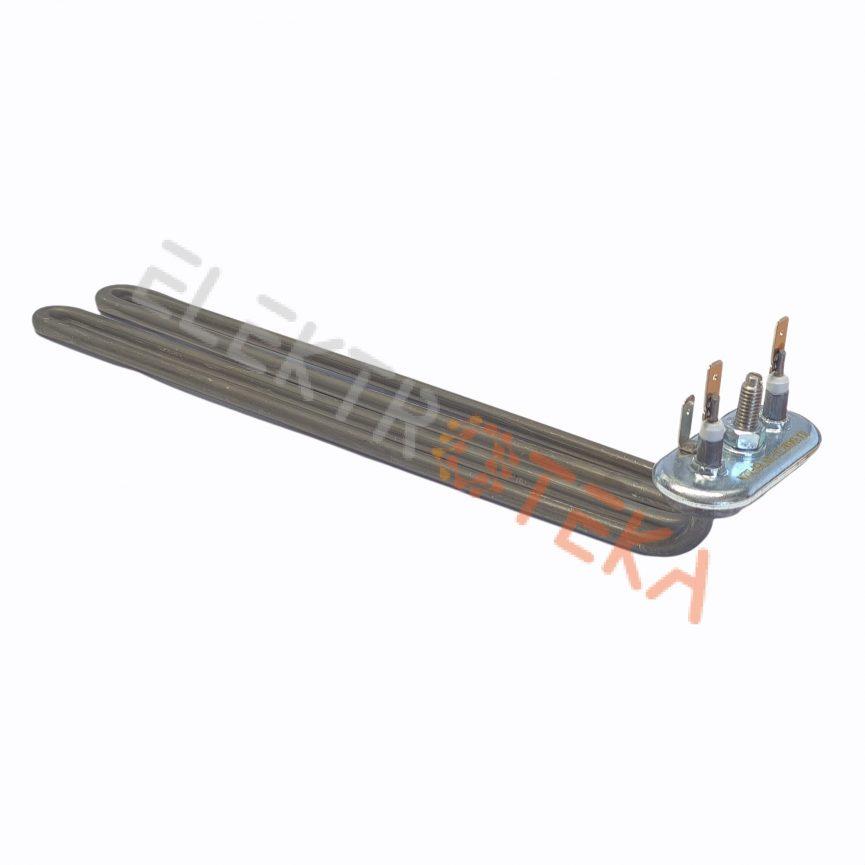 Kaitinimo elementas 1850-2020W 230-240V ilgis 245mm aukštis 25mm flanšas 62x26 mm